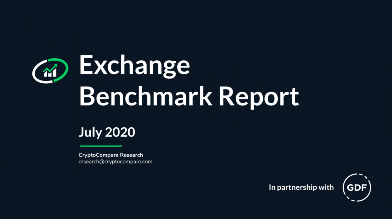 CRYPTOCOMPARE EXCHANGE BENCHMARK JULY 2020