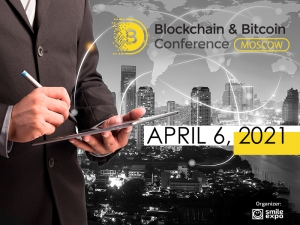 BLOCKCHAIN & BITCOIN CONFERENCE MOSCOW IS BACK!